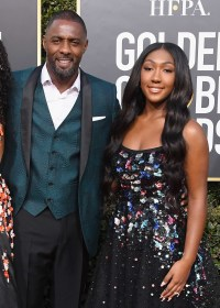 Idris Elba Daughter