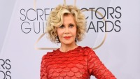 Jane Fonda attends the 25th Annual Screen Actors Guild Awards