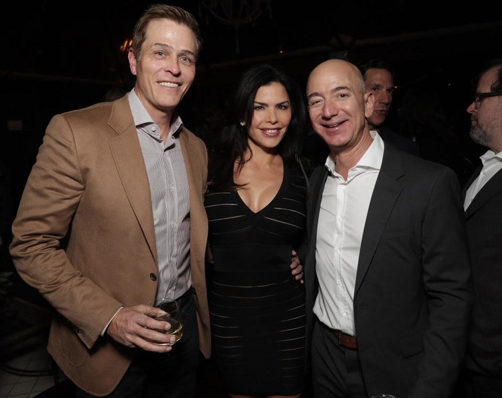 Jeff Bezos Affair