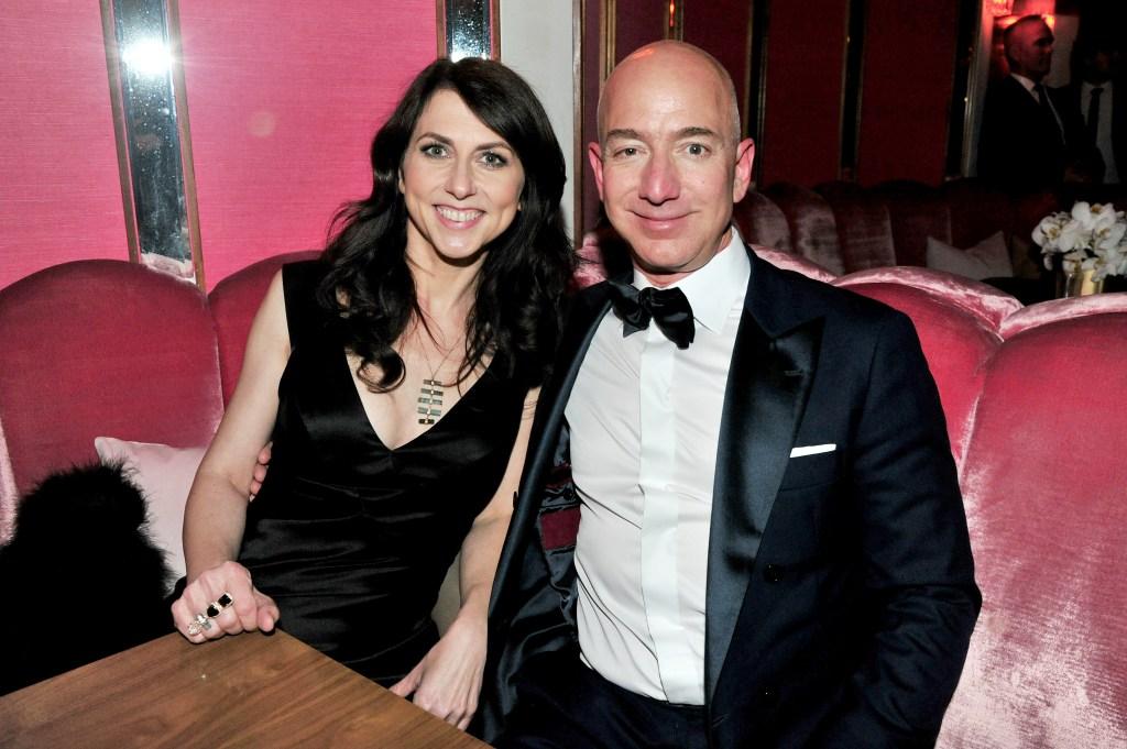 Jeff Bezos Wife