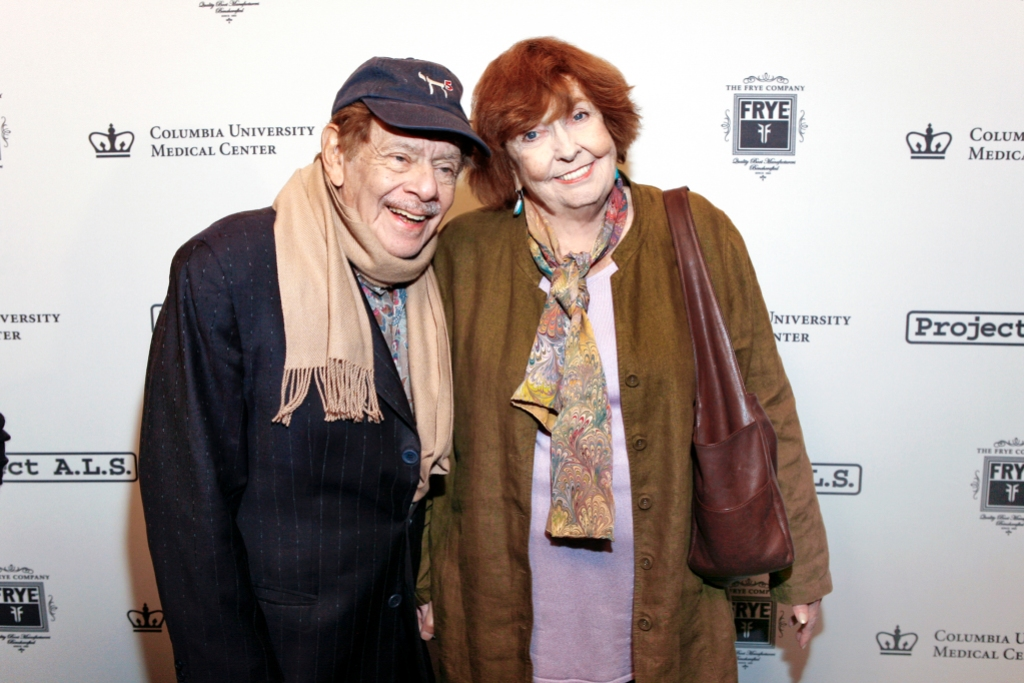 Stiller & Meara At Project ALS Benefit