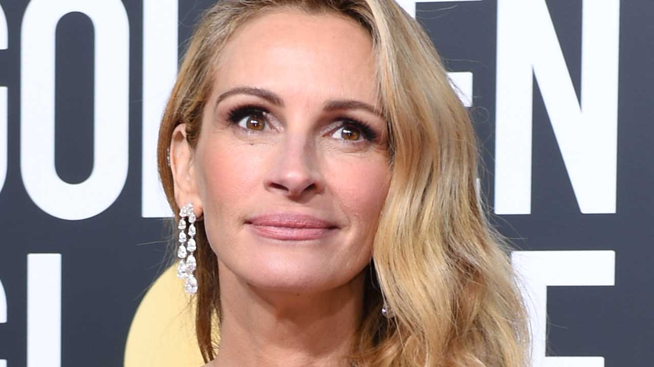 Julia Roberts Jokes She S Done With Movies At 2019 Golden Globes