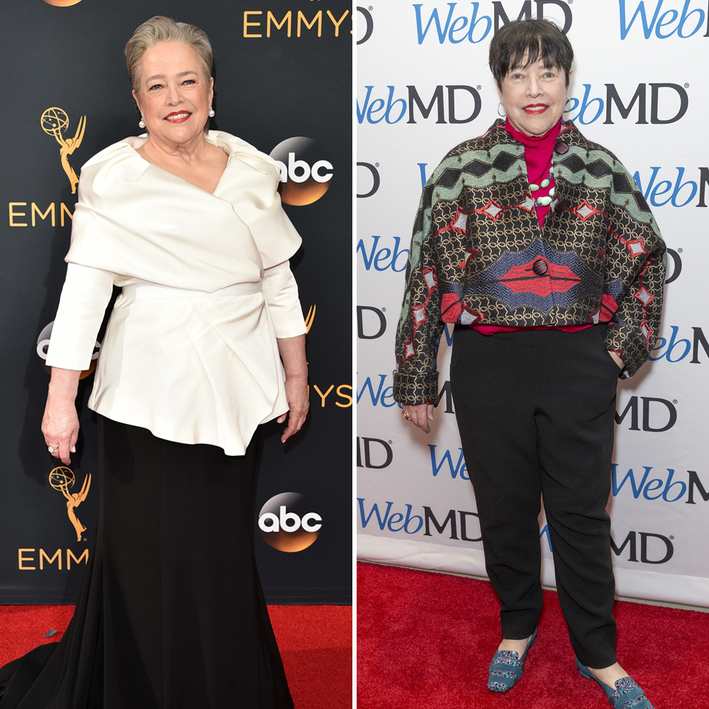Kathy Bates Talks Beating Both Ovarian and Breast Cancer ...