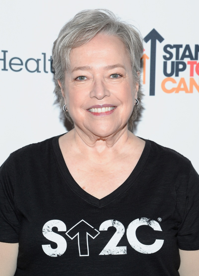 Kathy Bates Talks Beat...