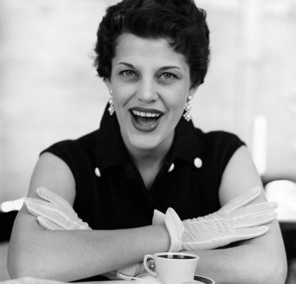 Kaye Ballard, actress and singer
