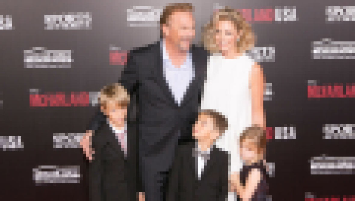 Kevin Costner Family