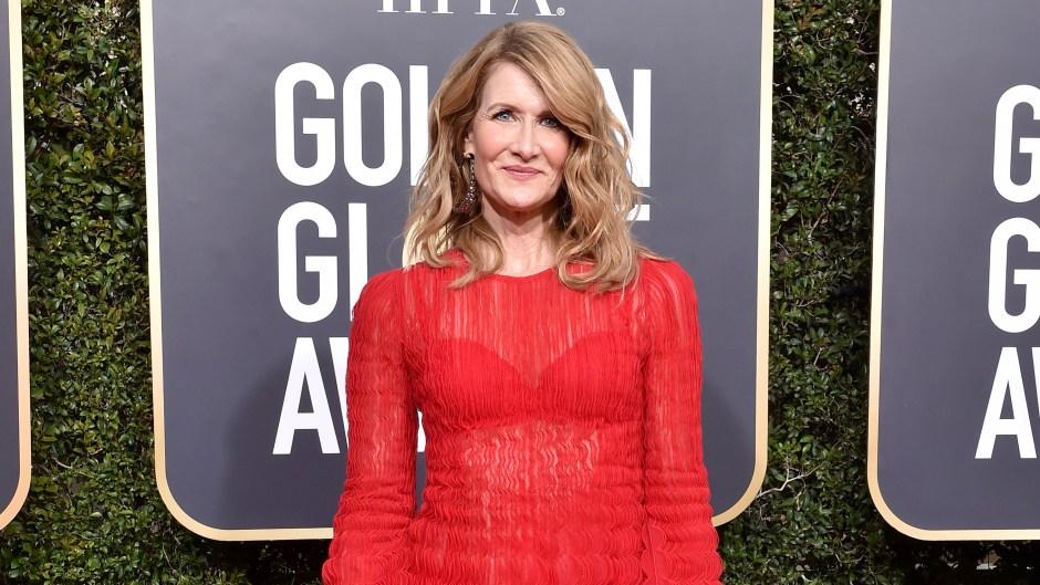 laura-dern-red-gown-golden-globes-2019
