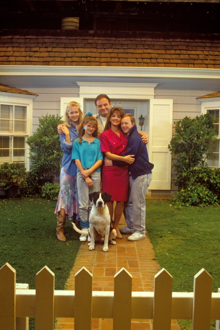 """The Cast of TV's """"Life Goes On"""""""