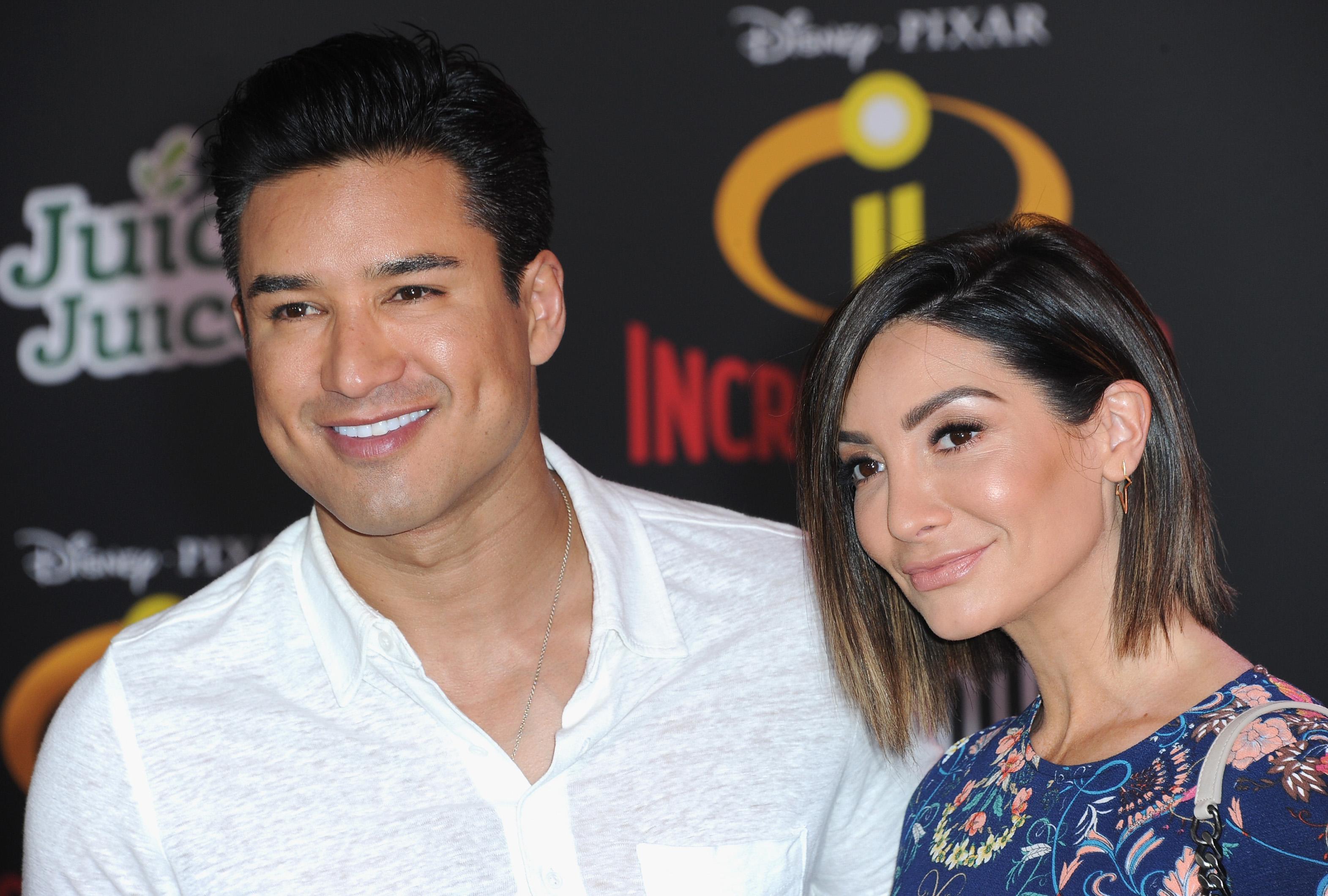 Mario Lopez Calls Baby No 3 With Wife Courtney Mazza A
