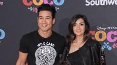 Mario Lopez Wife