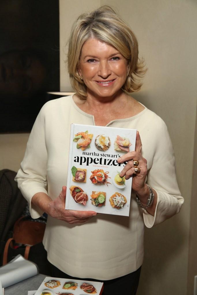Martha Stewart Book