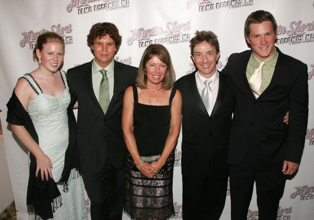 Martin Short Family