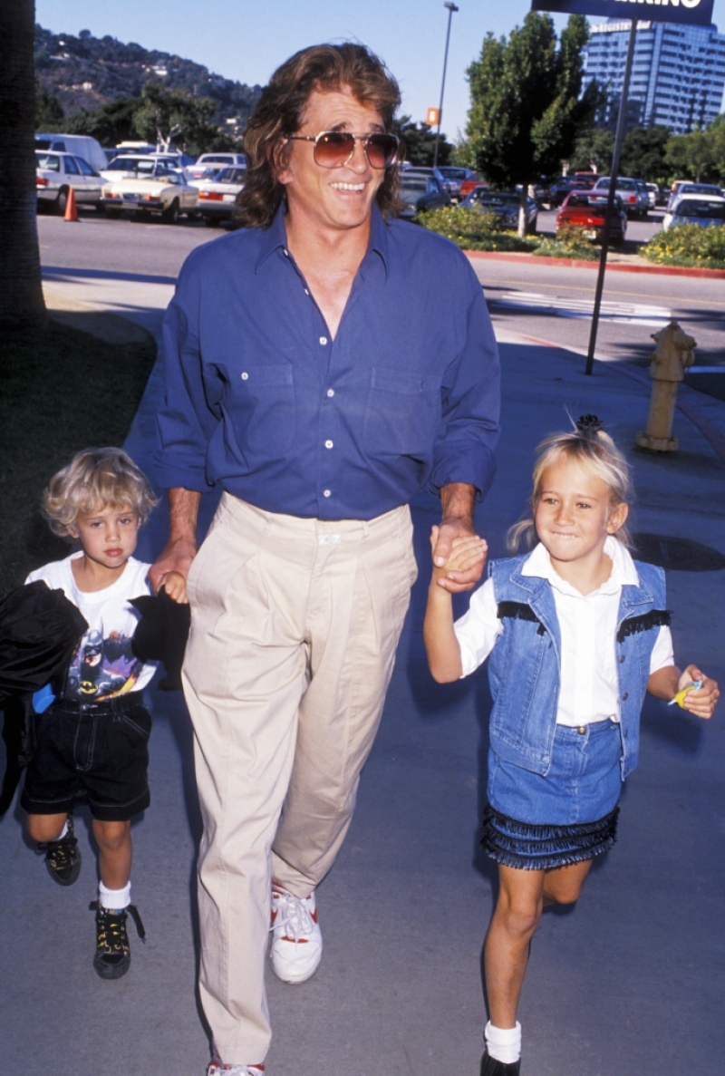 Michael Landon Kids