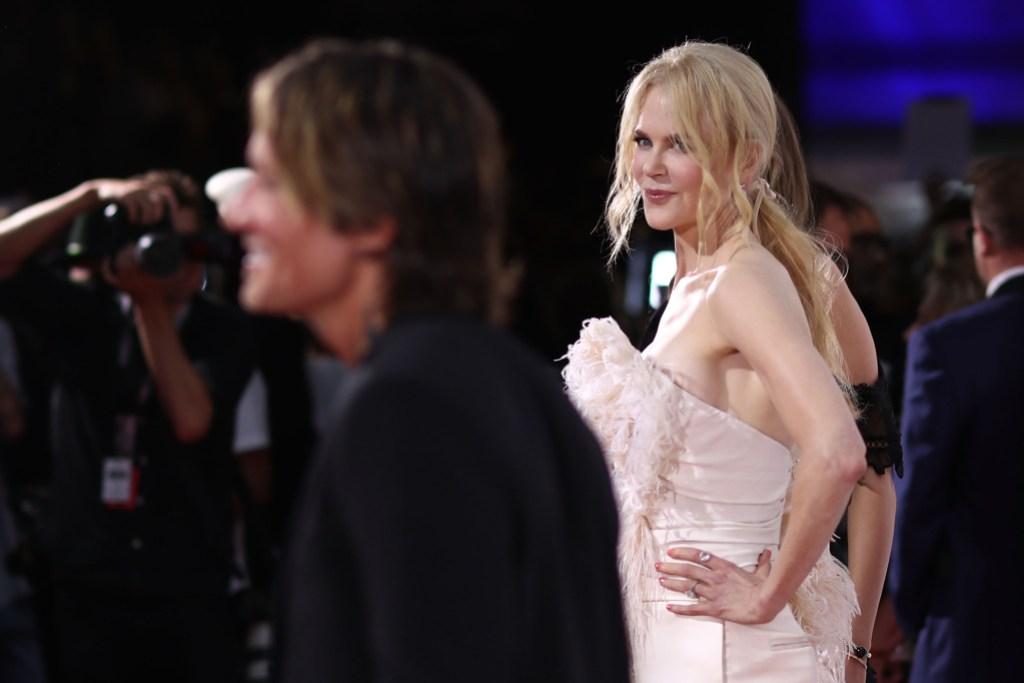 Nicole Kidman Admits She Barely Knew Keith Urban On: Nicole Kidman Reveals When She Knew Keith Urban Was Her