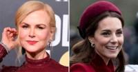 Nicole Kidman Kate Middleton