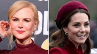 Nicole Kidman Kate Middleton