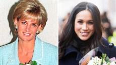 Princess Diana Meghan Markle