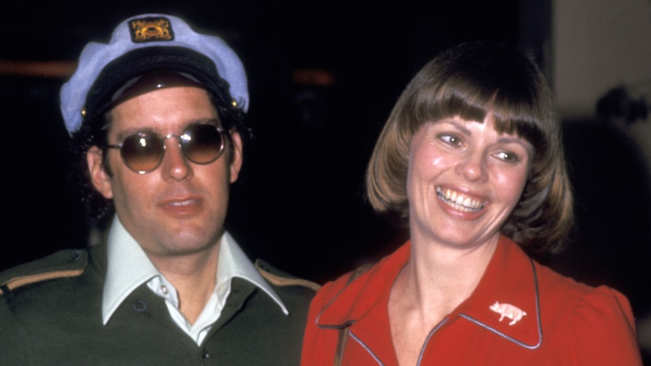 Musicians Daryl Dragon and Toni Tennille of Captain and Tennille