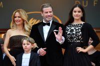 travolta-family