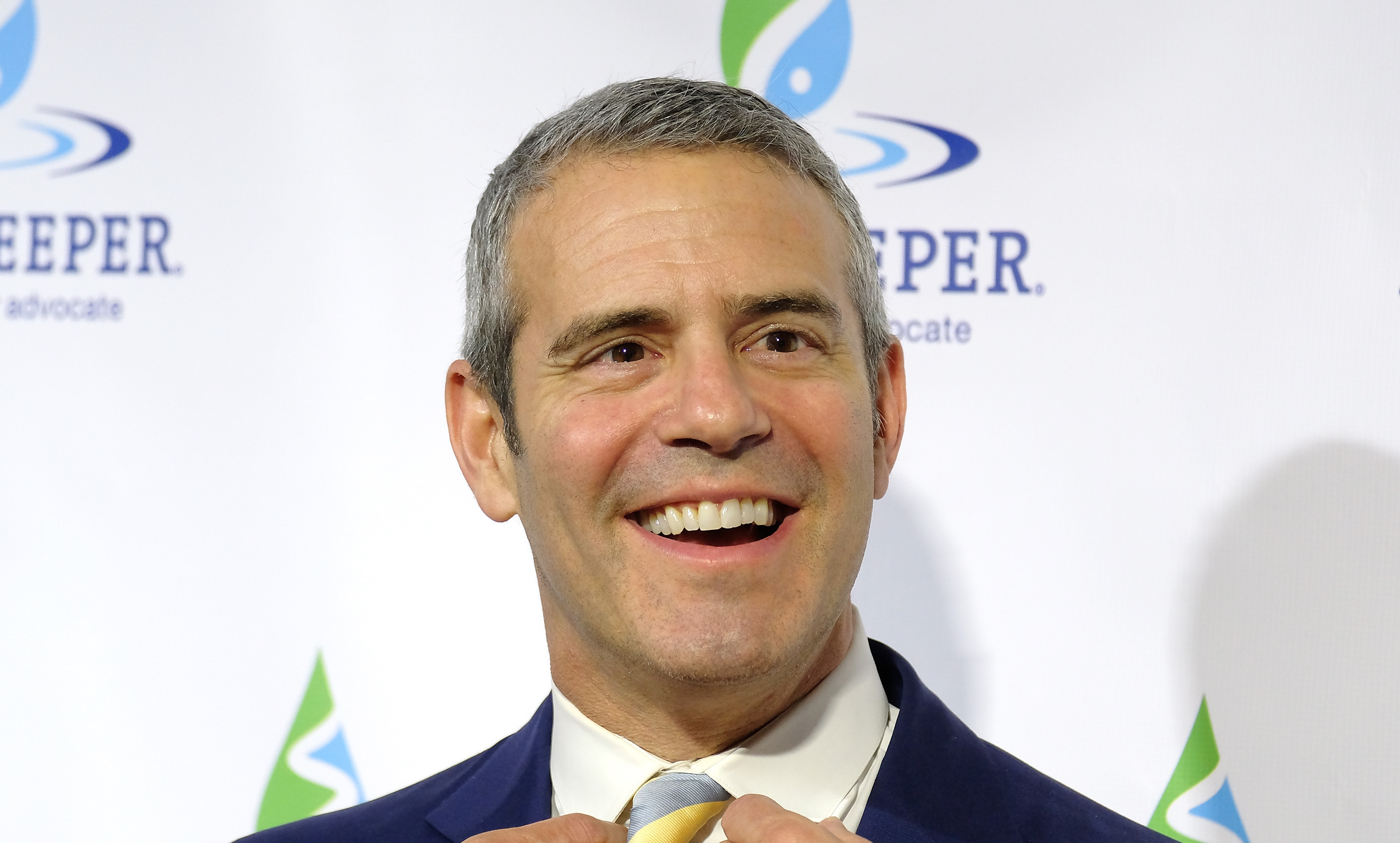 Andy Cohen Used His 50th Birthday Party to Celebrate His Old Life Before Becoming a Father