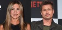 Brad Pitt Jennifer Anisotn