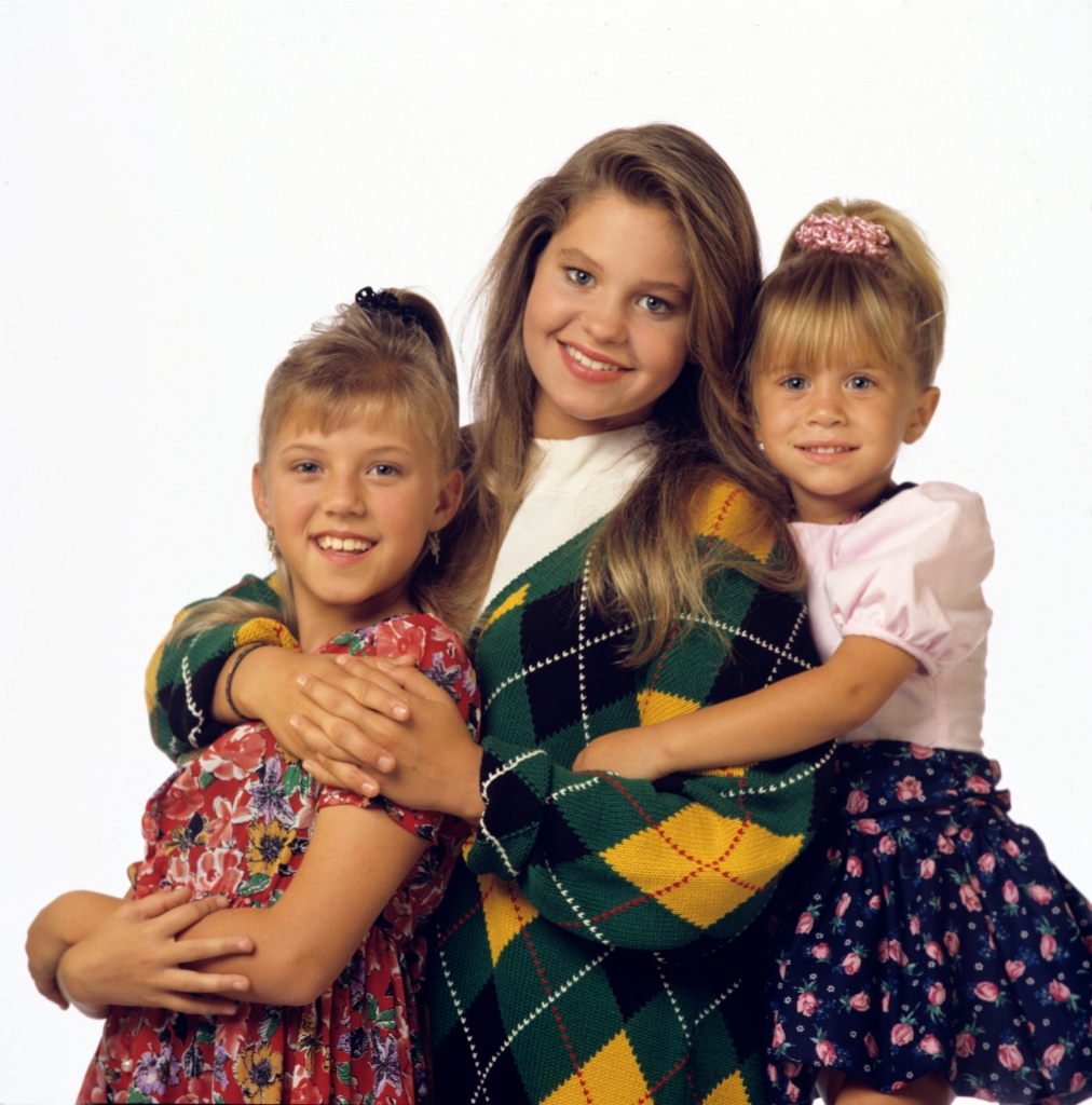 Candace Cameron Olsen Twins