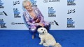 Glenn Close Dog