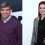 Debra Messing, Ali George