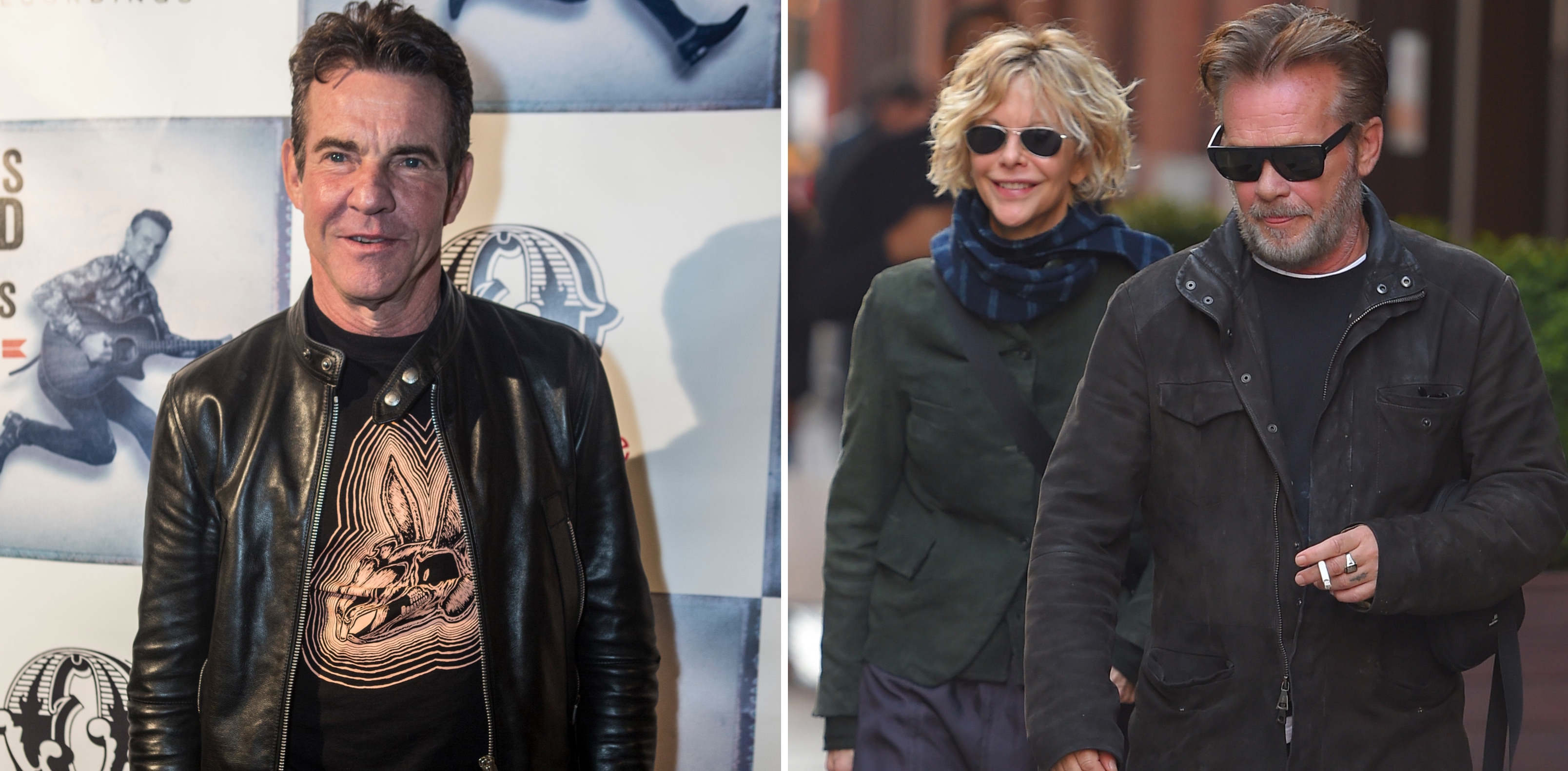 Dennis Quaid Is 'So Happy' About Ex-Wife Meg Ryan and John Mellencamp's Engagement