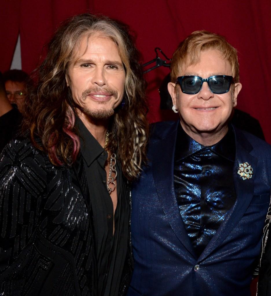Elton John Stevel Tyler