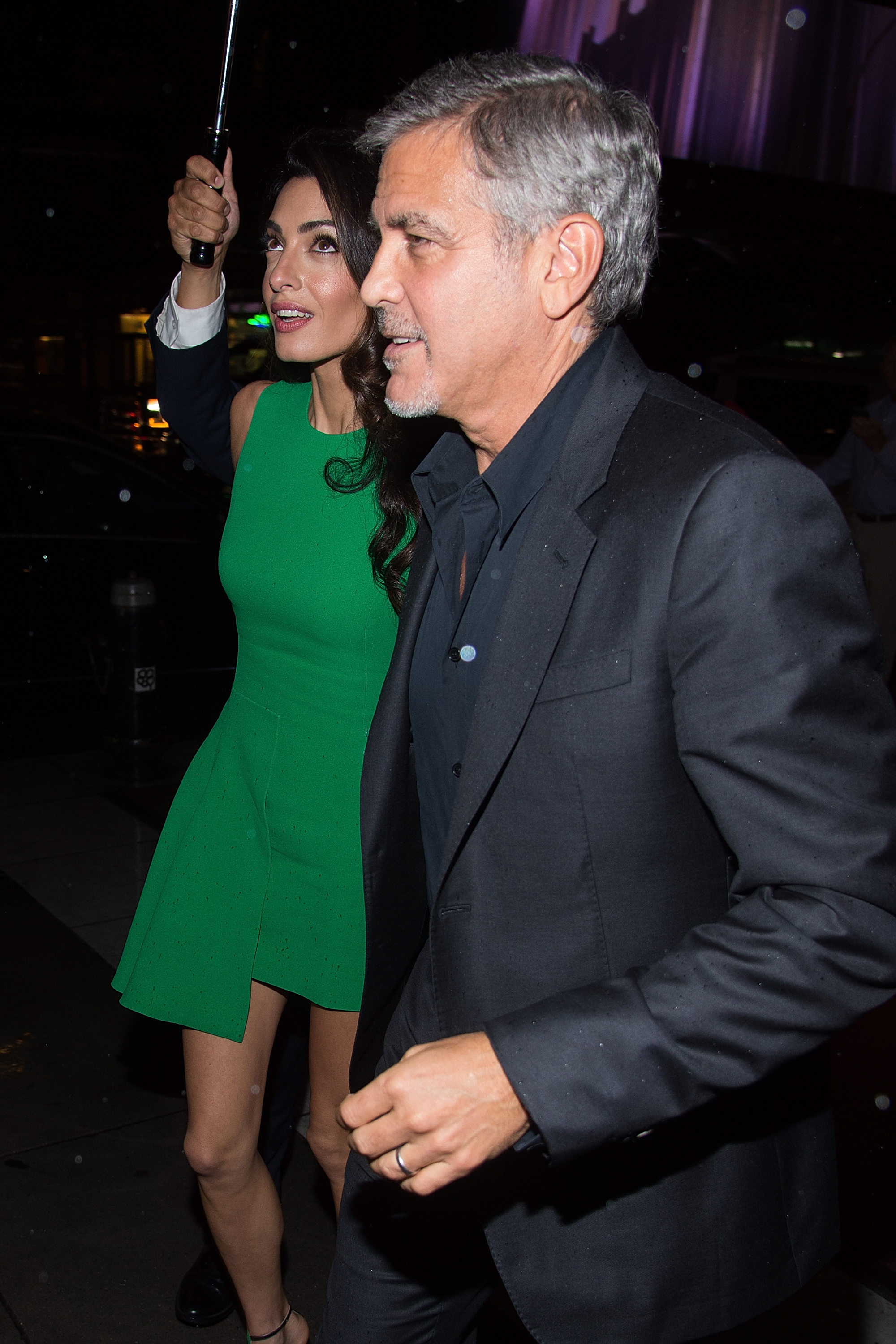George clooney and amal dating