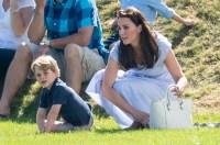 Prince George Kate Middleton