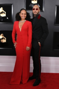 Alicia Keys and her husband