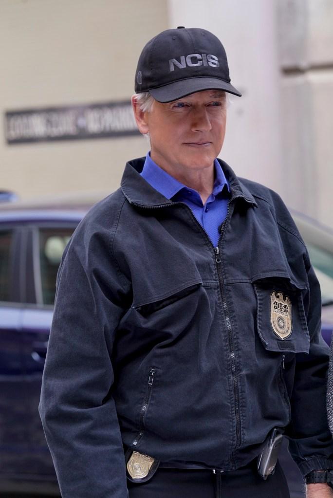 Mark Harmon NCIS