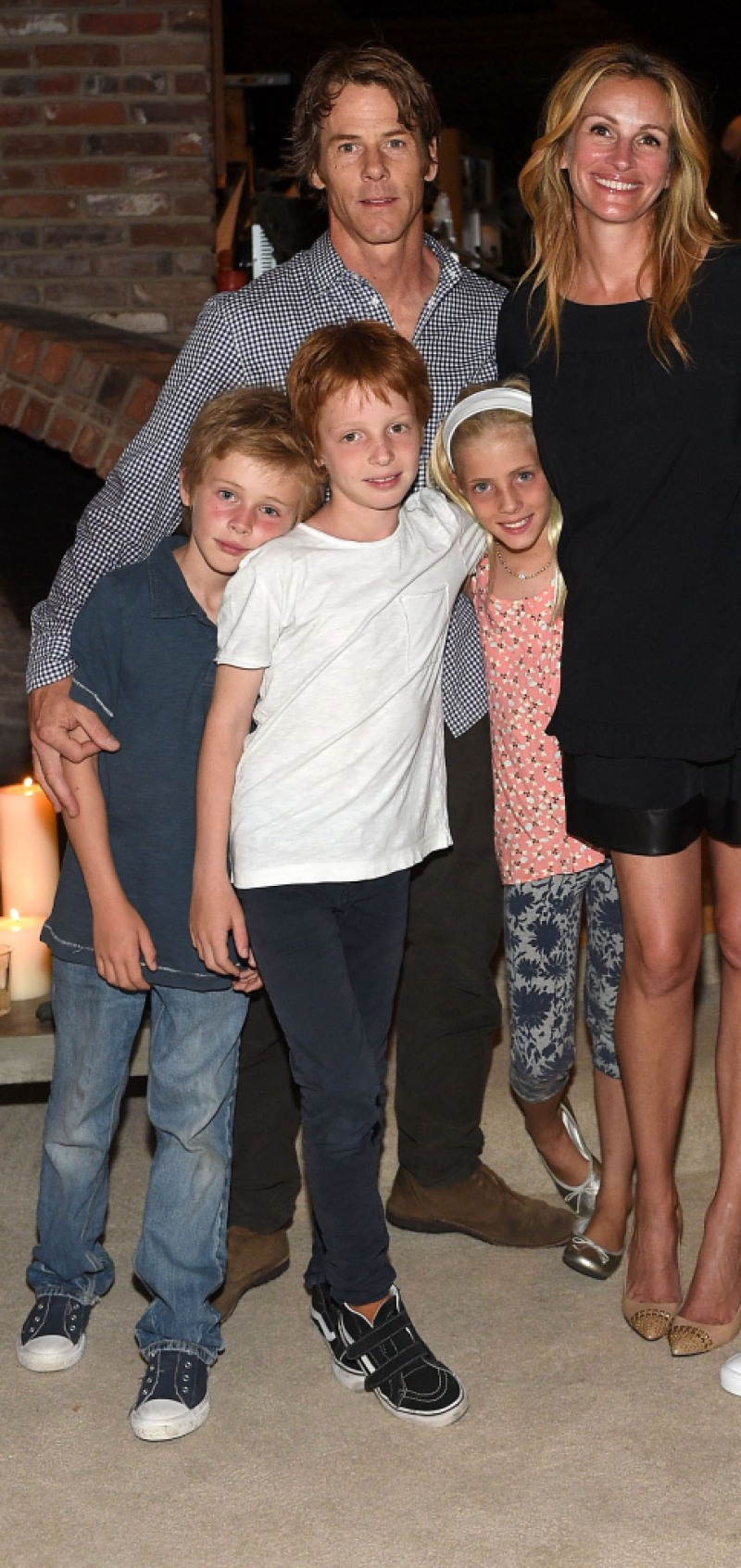 Julia Roberts Celebrates Danny Moder S Birthday With Vacation