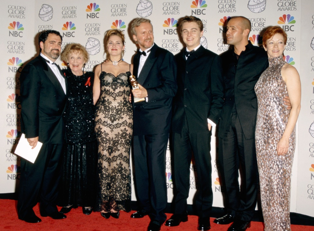 Leo, James, Kate Globes