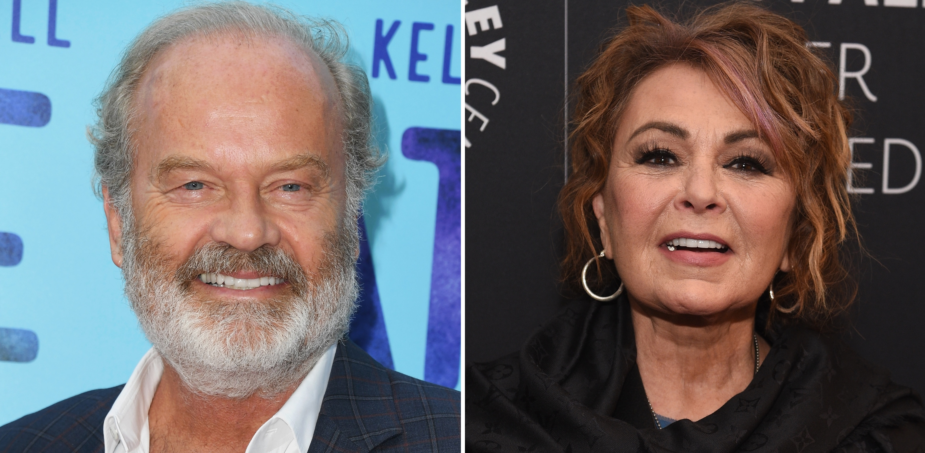 Kelsey Grammer on Roseanne Barr: 'I Think People Should Be Forgiven for Their Sins'