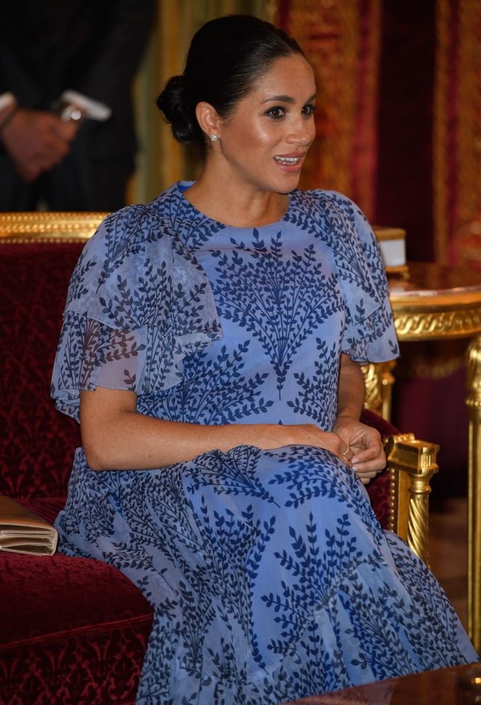 Meghan Markle Wants a Direct Voice to Communicate With the ...