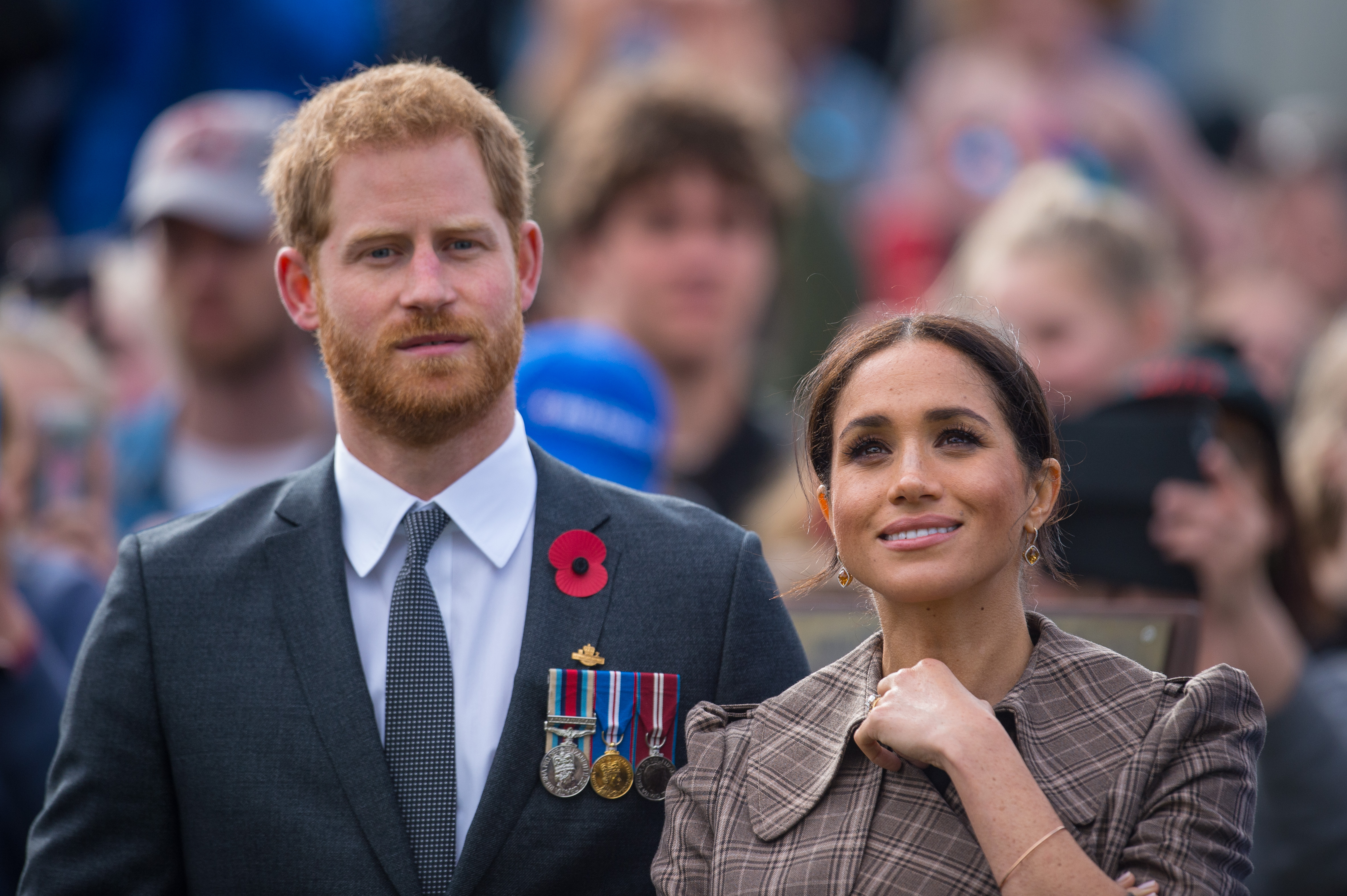 Meghan Markle and Prince Harry May Be Considering Sending Their First Child to An American School