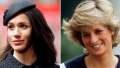 Meghan Markle Princess Diana