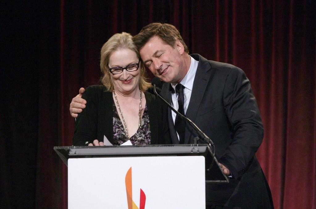 Meryl Streep Alec Baldwin