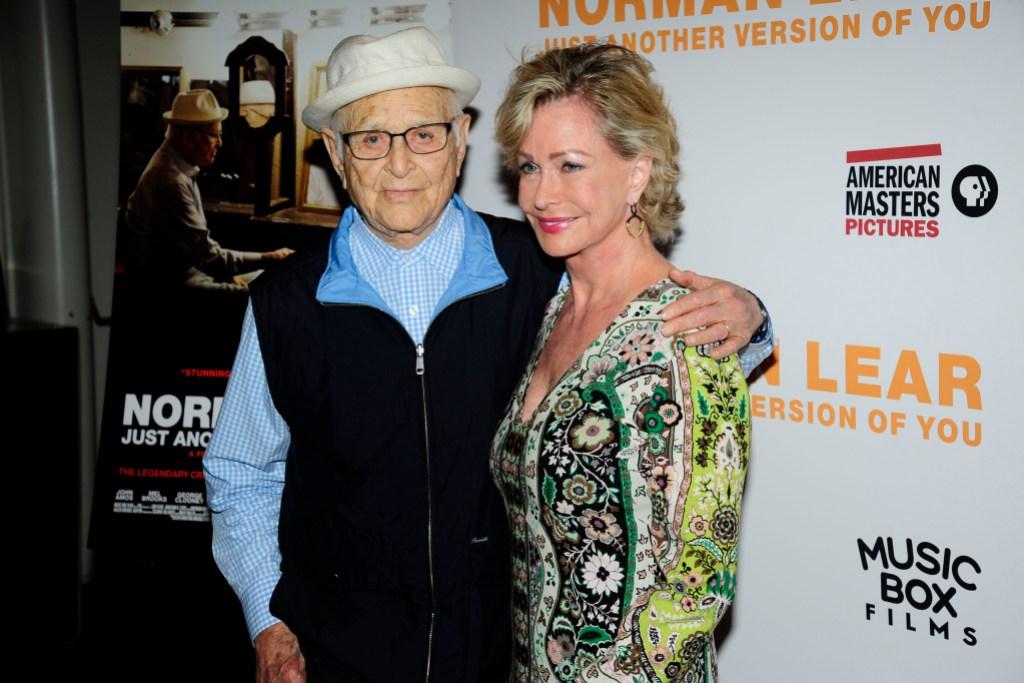 Norman Lear Lyn Lear