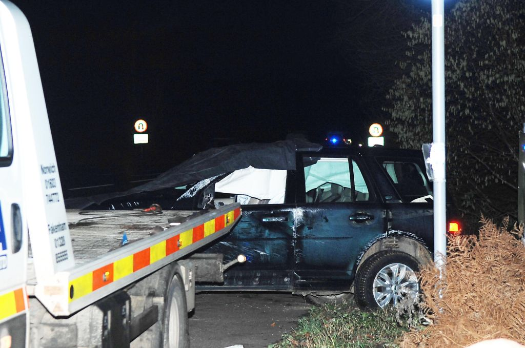 Prince Philip Accident