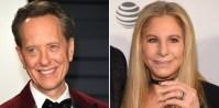 Richard E Grant Barbra Streisand