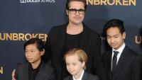 Brad Pitt Family