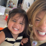 Hoda Kotb and Haley joy