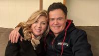 Debbie Osmond and Donny Osmond