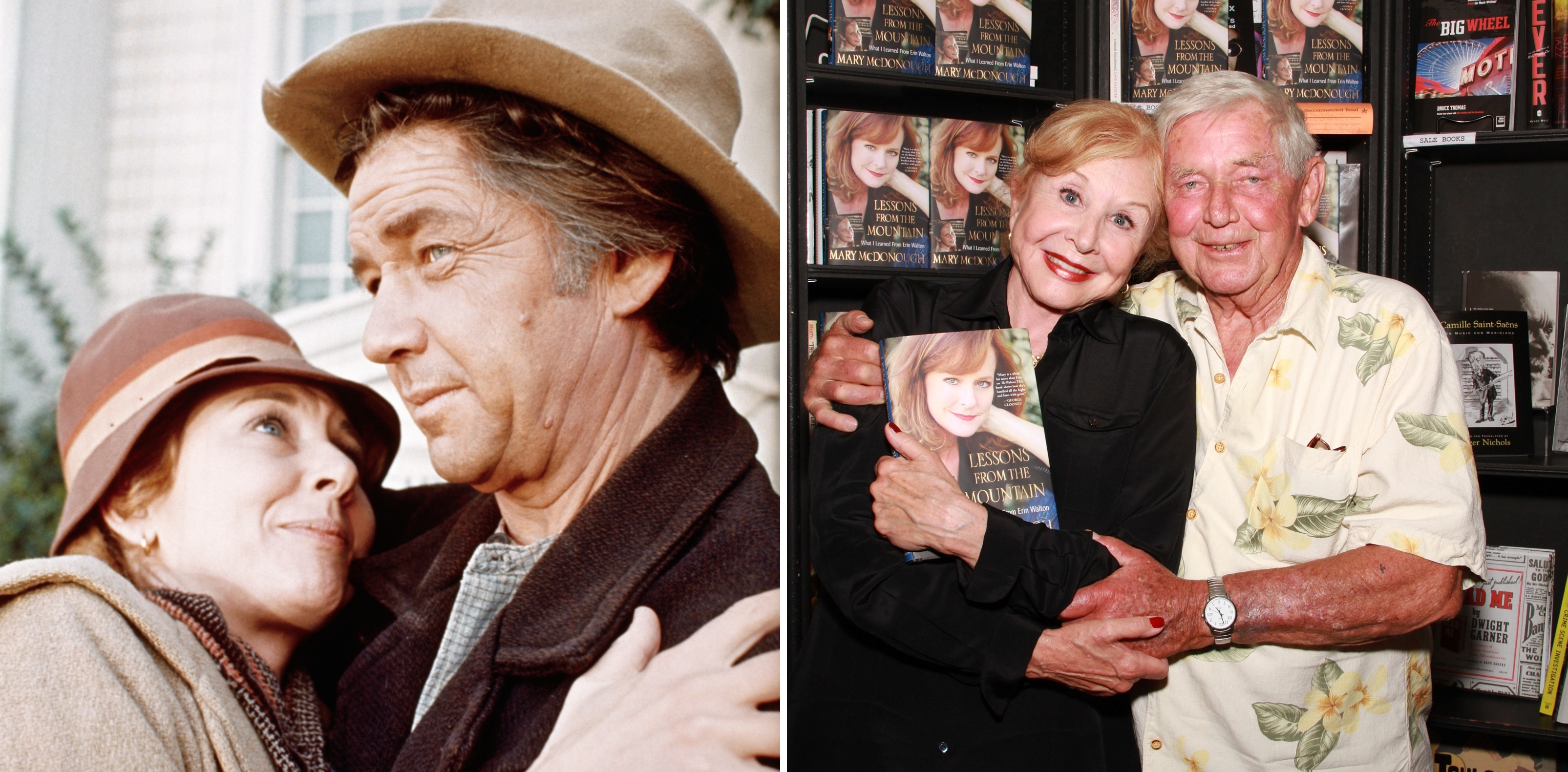 'Waltons' Star Michael Learned Admits She and TV Husband Ralph Waite Were in Love