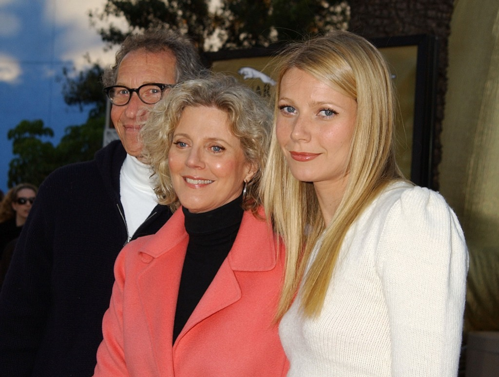 Blythe Danner Says Working at Age 76 Is 'Fulfilling' (Exclusive)