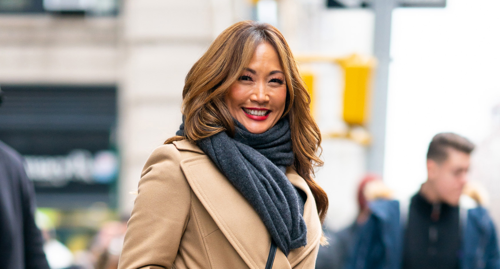 Carrie Ann Inaba Reveals How 'The Talk' Helped Her Find Her Voice and True Calling (Exclusive)